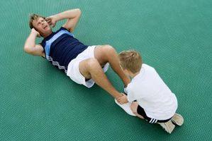 Hvordan finne ut hva en skadet eller Trakk mage muskler Feel Like