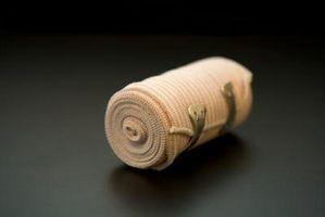 Hva er Bandasjer laget av?
