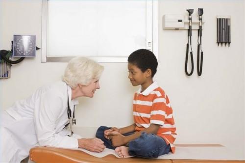 Hvordan diagnostisere Ringorm hos barn