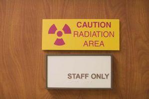 Skadelige effekter av stråling til et menneskelig embryo