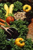 Hvordan velge grønnsaker høy i antioksidanter