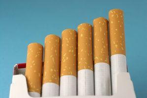 Hvilke effekter har Sigaretter Ha på et foster?