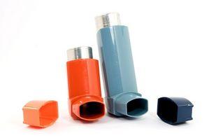 Astma og mangel på oksygen