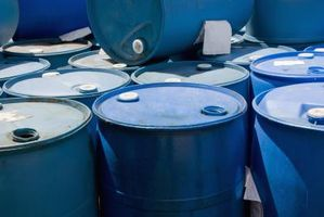 Den Avhending av oljefat