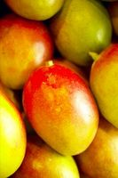 Andre typer mango som er tilgjengelige