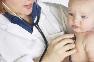 Abdominal Pain & Lungebetennelse hos barn