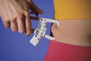 Hvordan sjekke din fettprosent