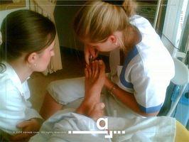Foot Drop Symptomer & Broken Leg
