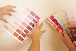 Farger som stimulerer babyer