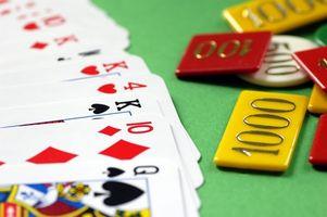 Personlighets Påvirkninger i Spilleavhengighet