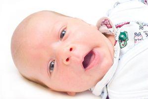 Årsaker til fødselsmerker