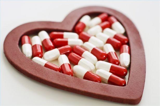 høyt blodtrykk medisin