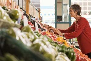 Hva grønnsaker inneholder parabener?