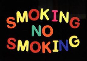 Hvorfor er røyking dårlig for barn?