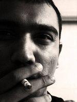 Ved hjelp Ear magneter til å slutte å røyke