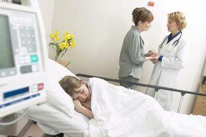 Tegn og symptomer på Addisons sykdom i et barn