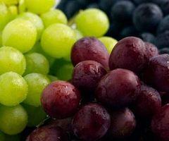 Helsemessige fordeler av druer