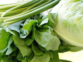 Hvordan å miste vekt med Super Green Foods
