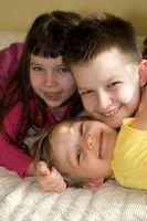Informasjon om Living en sunn livsstil for barn