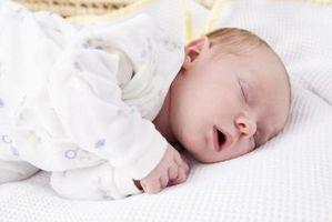 Slik Plan for den første uken etter fødsel
