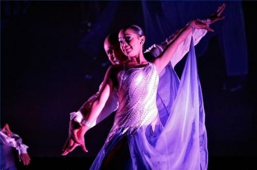 Hvordan å miste vekt med Salsa Dancing