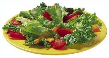 Hva du skal spise for å miste vekt og holde seg frisk