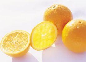 Hvorfor er sitronsyre brukes som en antioksidant?
