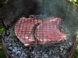 Mat med store mengder jern