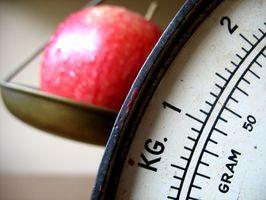 Tips om å miste vekt i 40-årene