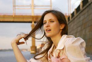 Hvordan å stoppe håravfall og regrow New Hair
