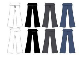 Sikkerhets Fordeler med lange bukser