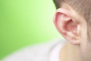 Typer øret Sprøyter