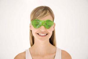 Hvordan bli kvitt hovne øyne