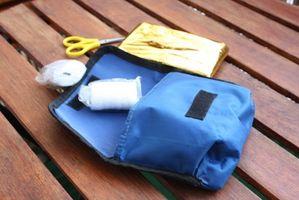 Hvordan å designe ditt eget hjem Emergency Kit