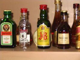Leverskader forårsaket av alkohol