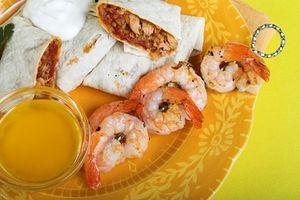 Sunn mat i meksikanske restauranter