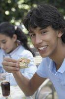 Stor Teen dietter som faktisk fungerer