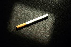Tobakk Effect på Excretory System of Human Body