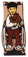 Tips for arbeid med funksjonshemmede barn
