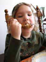 Østrogennivået hos barn