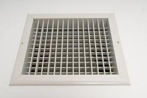 Hvordan redusere CO2-nivå i et hus