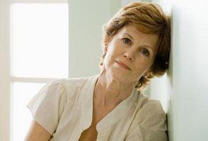 Tegn og symptomer på Hypotyreose hos postmenopausale kvinner