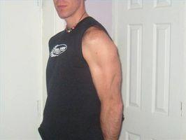 Bygge muskler på Low carb dietter