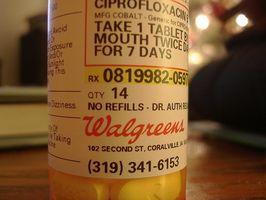 UVI antibiotika bivirkninger