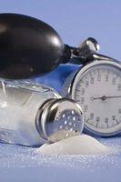 Naturlige måter å redusere salt i kroppen din