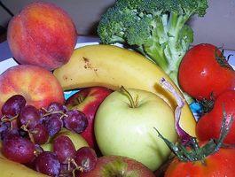 Frukt & Grønnsaker Fakta
