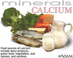 Symptomer på lav kalsium i en Body
