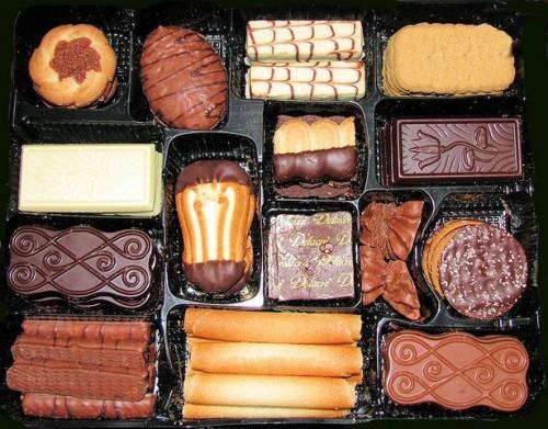 History of Chocolate Making