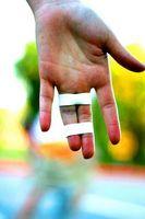 Hvordan kan et Finger Jam oppstå?