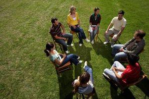 Sorg Spørsmål til gruppediskusjon